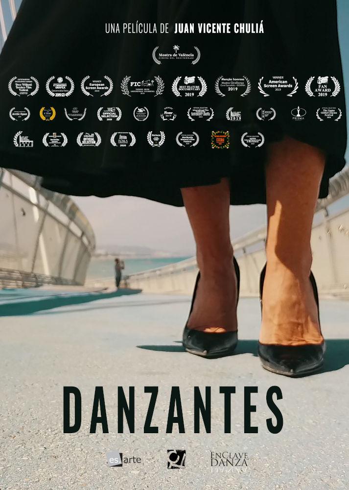 cartel Danzantes 18 abril 2020