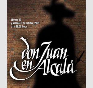 Don Juan en Alcalá 2009