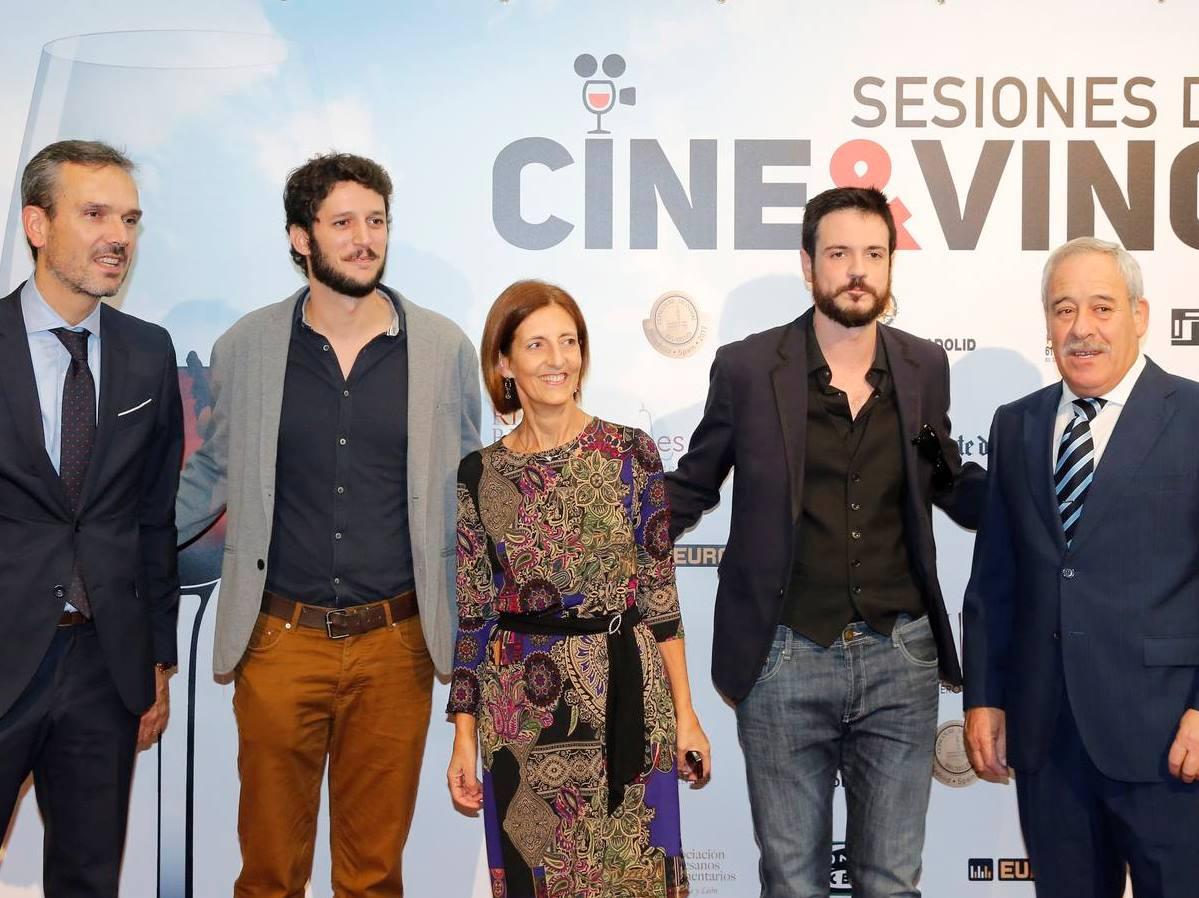 seminci gala de cine y vino gvillamil