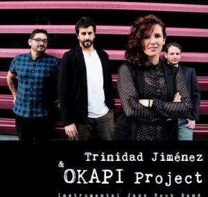TRINIDAD JIMÉNEZ & OKAPI PROJECT
